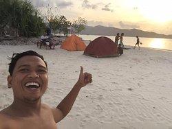 Camping SW secret gilis