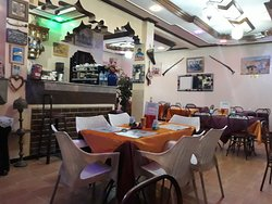 La Rose Des Sables Restaurant Pizzeria