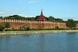 Mandalay Fort