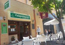 Falafelmanía Restaurante Vegetariano y Vegano Oriental