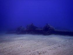 martin baltimore wreck