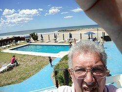 Hotel Mar Chiquita muy recomendable.