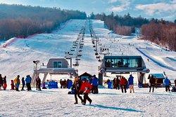 West Mountain Ski Resort