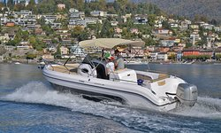 Ranieri Shadow 26 - charter, Bootsvermietung, Lago maggiore
