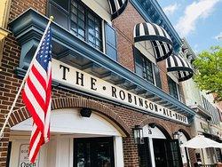The Robinson's Ale House