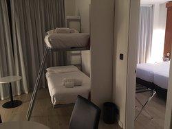 Ottimo hotel, molto pulito, letto stra comodo colazione fantastica