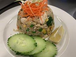 Chicken Thai Fried Rice.
