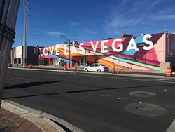 The Las Vegas Arts District