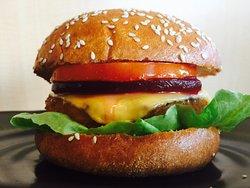 Vegeta Vegetarian Burger