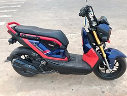 Siem Reap Scooter Rental