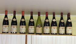 Le caveau de dégustation - On peut goûter gratuitement tous les vins !