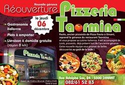 Pizzeria Taormina Dinant