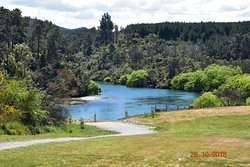 Spa Thermal Park and Riverbank Recreational and Scenic Reserve
