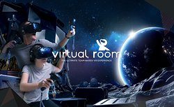 VirtualRoom - Virtual Reality Paris