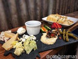 Corx Cheese Board