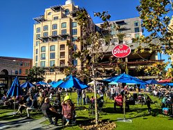 ‪Farmers Market at the Pearl Brewery‬