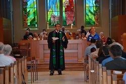 Pastor Marc Oehler