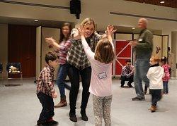 Family Square Dance