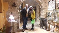 Cordobeses de Montoro, visitando nuestro subterráneo, mil gracias y hasta pronto :) .