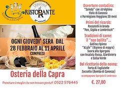 Osteria Della Capra