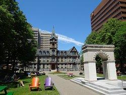 City Hallと凱旋門