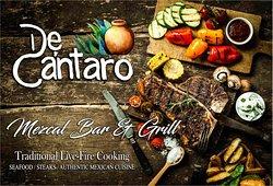 De Cantaro - Bar, Mezcaleria y Parrilla