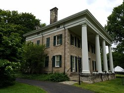 Perkins Stone Mansion & John Brown House