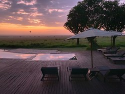Best Experience of our lives with Andbeyond Kichwa Tembo Tented Camp