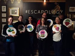 "Escapology Orlando, ""Narco"". Made it out with 8 plus minutes to spare. :) Crushed it!"