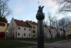 Monument in Honor of the Millennium of Lithuania