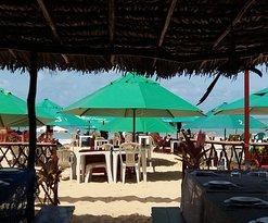 Vista previlegiada para a praia do Madeiro, visto como a praia mais linda de Pipa - RN.
