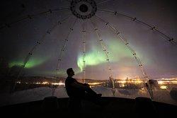 Aurora Borealis Observatory Senja