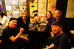Lusy-san! Thank you very much for coming from last September! We're so happy to see you again at our place! Please come & see us someday again! OOKINI & MATANE!