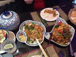 Fantastic food!