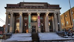Punxsutawney Weather Discovery Center