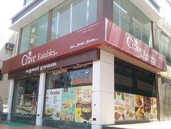 Crave Eatables, Bhavnagar