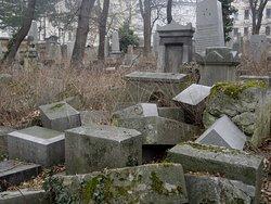 Judische Friedhof Wahring