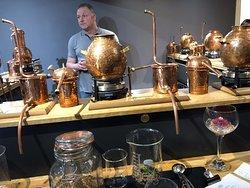 Rare Bird Distillery