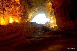 Cennet ve Cehennem Mağaraları içerisi