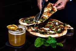 Pizza Burger Liquor