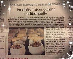 Un article sympa dans La Provence 😎