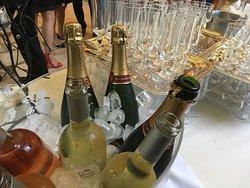 Apéro, vin d'honneur pour un mariage
