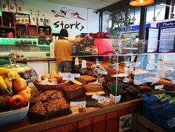 Storky Coffee & Juice Bar