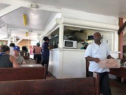Real Caribbean food