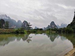 Yulong River, Yangshuo County