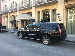 Luxury SUVs.