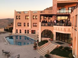 Excelente hotel em Petra