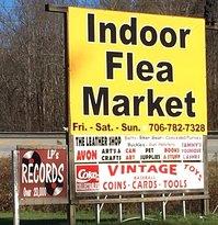 Georgia Mountain Flea Market