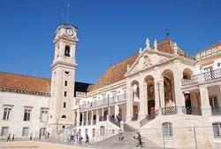 Coimbra, uma cidade Universitária.