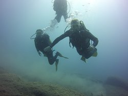 Discover Scuba Diving with Top Diving Gran Canaria